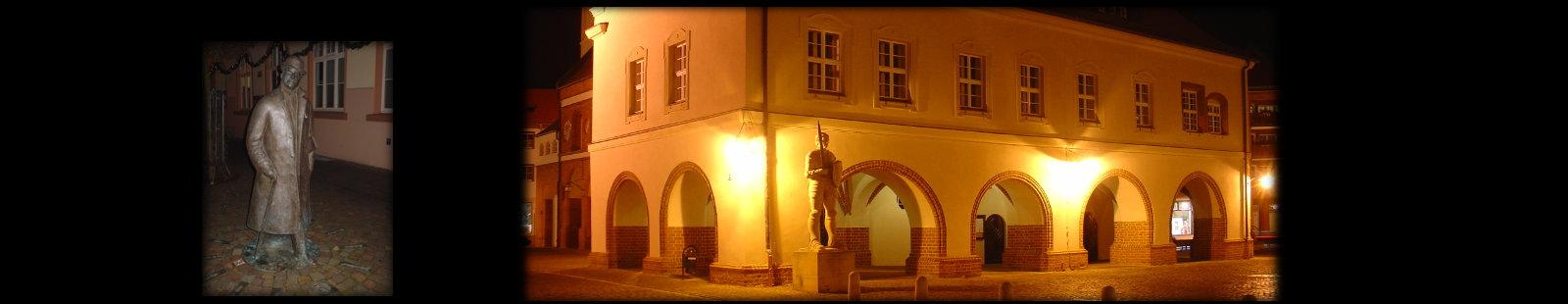 Otto Reutter und das Rathaus in Gardelegen